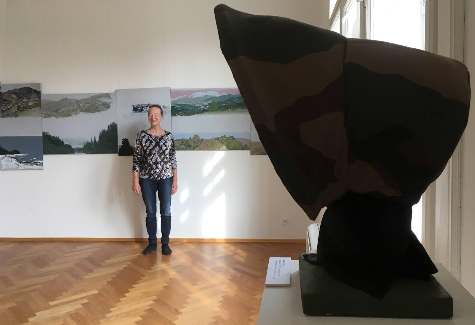 Udstilling okt/nov 2019 i Interactive Gallery Beckers Villa i Karlovy Vary, Tjekkiet